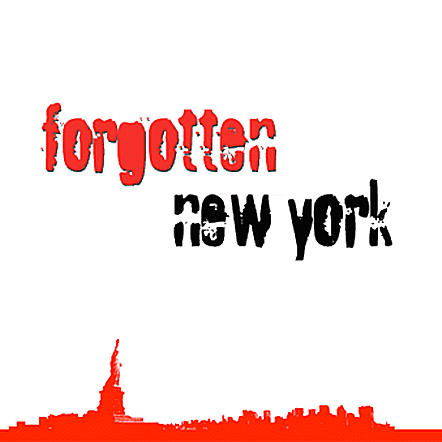Forgotten New York, website by Kevin Walsh