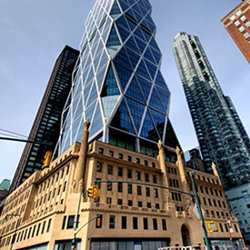 Hearst Tower, Photo from New York Observer